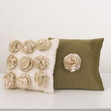 <strong>Cotton Tale</strong> Lollipops and Roses Pillow Set