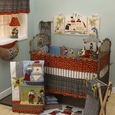 Pirates Cove 10 Piece Bedding Set