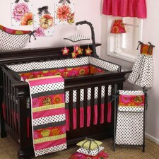 Tula 10 Piece Crib Bedding Set