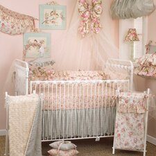 Tea Party 8 Piece Crib Bedding Set