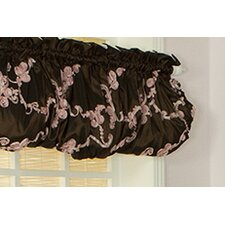 <strong>Cotton Tale</strong> Cupcake Balloon Curtain Valance