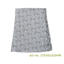 Belly Band in Grey Flower Straight