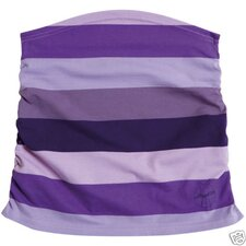 Belly Band in Striped Ruffled