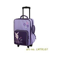 "Deer Kids Trolley  18.5"" Spinner Suitcase"