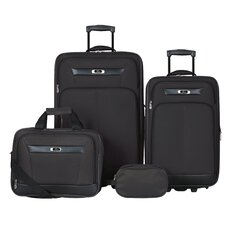 Desoto 4 Piece Luggage Set