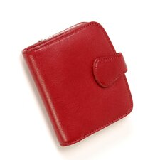 Italico Ultimo Ladies Framed Coin Wallet with ID Flap Card Case