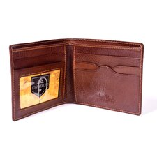 Italico Ultimo Bi-Fold Wallet with I.D. Window