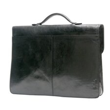 Italico Leather Briefcase