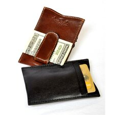 <strong>Tony Perotti</strong> Ultimo Money Clip with Credit Card Slots