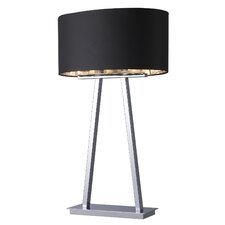 "Trump Home Empire 31"" H Table Lamp with Drum Shade"