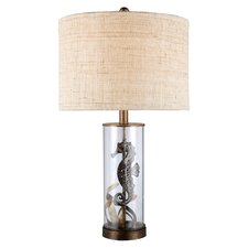 "Largo 30"" H Table Lamp with Drum Shade"