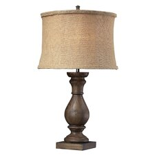 <strong>Dimond Lighting</strong> Pisgah 1 Light Table Lamp