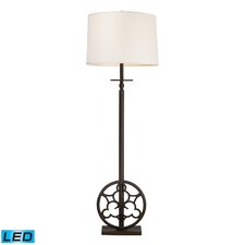 <strong>Dimond Lighting</strong> Ironton Floor Lamp