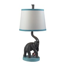 """Eliza 22.5"""" H Table Lamp with Empire Shade"""