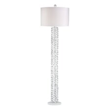 "61.5"" H Table Lamp with Drum Shade"