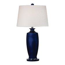 "26.5"" H Table Lamp with Empire Shade"