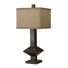 """HGTV Home 33"""" H Composite Table Lamp"""