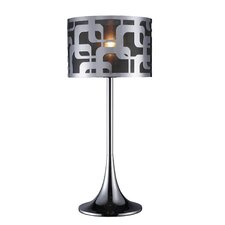 "Blawnox 24"" H Table Lamp with Drum Shade"