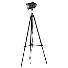 <strong>Dimond Lighting</strong> Legacies Ethan Adjustable Tripod Floor Lamp