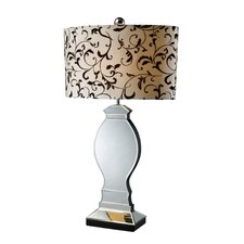 <strong>Dimond Lighting</strong> Luverne 1 Light Table Lamp