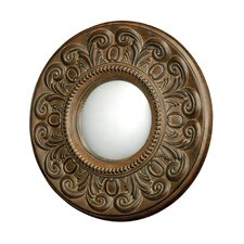 <strong>Dimond Lighting</strong> Moorefield Mirror in Ardmore