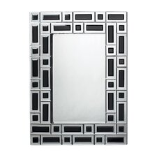 Vance Geometric Mirror in Black