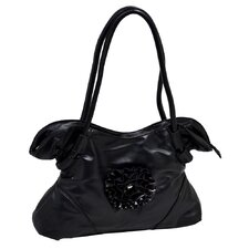 Danica Faux Leather Large Tote Bag