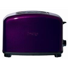 Toaster 2 Scheiben in Violett