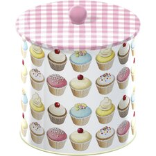 Iced Fancies Biscuit Barrel