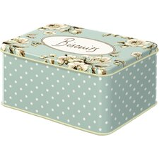 Katie Alice Cottage Flower Rectangular Nesting Tins (Set of 2)