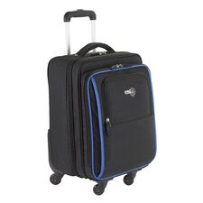 "18"" Spinner Carry-On Suitcase"