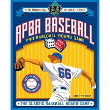 APBA Baseball Board Game