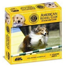 American Kennel Club DVD Board Game