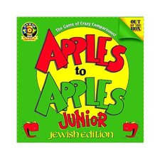 Apples to Apples Jewish Junior Edition Ages Board Game