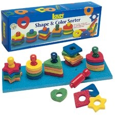 <strong>Patch Products</strong> Shape and Color Sorter