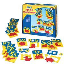 Alphabet Puzzle Boards