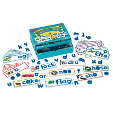 Building Words Phonics Center Kit