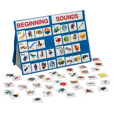 Beginning Sounds Tabletop Pocket Chart