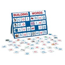 <strong>Patch Products</strong> Building Words Tabletop Pocket Chart