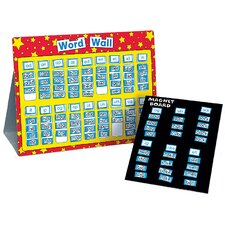 Word Families (Level 1) Magnetic Word Wall Set