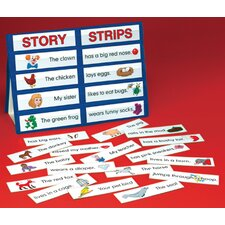 Table Top Pocket Chart Story Strips