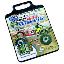 <strong>Patch Products</strong> Activity Tin - Wild Wheels