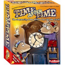 Time After Time Card Game