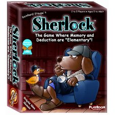 Bright Idea Sherlock Games