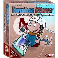 Bright Idea Number Chase Games