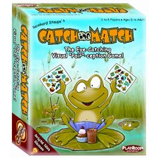 Bright Idea Catch The Match Games
