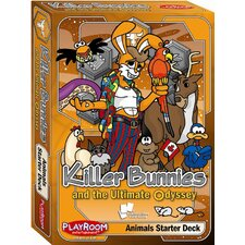 Killer Bunnies Odyssey Animals Starter Game