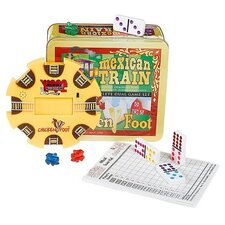 Mexican Train / Chicken Foot Dual Game Set