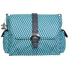 Wiggly Stripes Satchel