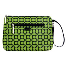 Green Clover Diaper Bag
